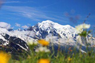 Ruta Tour del Mont Blanc