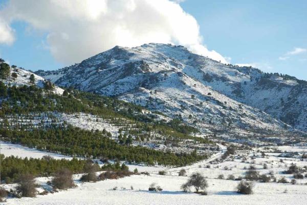Aventura Sierra de Las Cabras | Aventuras con Botas