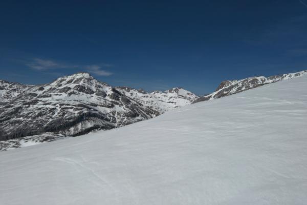 Raquetas de nieve en Valle de Hecho