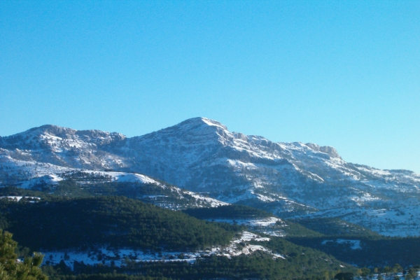 Aventura Ascensión al Pico Almenara   Aventuras con Botas