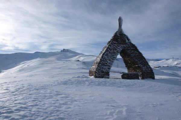 Aventura ascensión a el veleta invernal | Aventuras con Botas