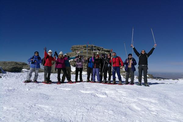 Aventura Ascensión al Morrón De Mediodía y Chullo Invernal