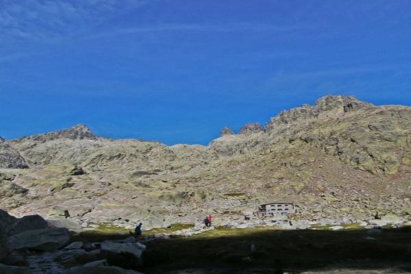 Aventura Ascensión al pico Almanzor